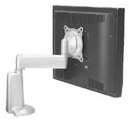 Chief KCS110B Single Arm, Desk Mount - Black