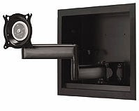 Chief FWDIW110B In-Wall Swing Arm Mount (20-26 in. Displays)