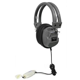 Hamilton Electronics HA5USB Deluxe USB Headphone