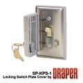 Draper 121019 Key Locking Cover Plate