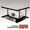 Draper 300450 Credenza Projector Lift 20wx10hx20d Interior Space