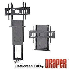 "Draper 300501 FSL-F-50 Flat Screen Lift for TV's up to 50"" Diagonal"