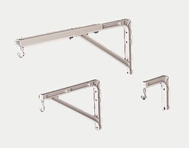 Da-Lite 40932 Number 6 Wall Bracket