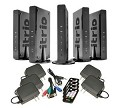 Peerless HDS200-4 HD Flow Pro 4X Wireless Kit Multicast for streaming to 4 displays
