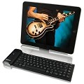 Hamilton RUI-KB Bluetooth Keyboard with Stand for iPad