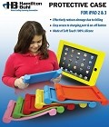 Hamilton ISD-RED Kids Red iPad™ Protective Case