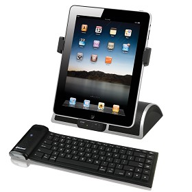 Hamilton ISD-KB Hamilton iPad Speaker Dock and Bluetooth Keyboard Accessory Kit
