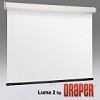 Draper 206215 Luma 2 with AutoReturn: 72 1/2 x 116 16:10 Format 137