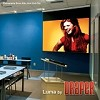 Draper 207116EG Luma with AutoReturn: 42 1/2 x 56 1/2 Video Format 72