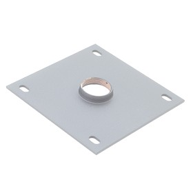 Chief CMA110S FLAT Ceiling Plate - Silver
