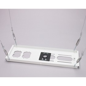 Chief CMA440 8 Inch Ceiling Plate, One Slot