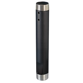 Chief CMS072 Fixed Extension Column 72 Inch - Black