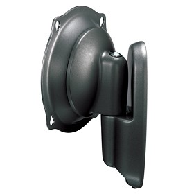 Chief JWPVB Flat Panel Pivot/Tilt Wall Mount - Black