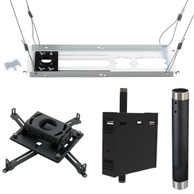 Chief KITPS012C Suspended Ceiling Projector Mounting Kit