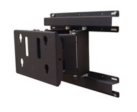 Chief MPWUB Medium Flat Panel Swing Arm Wall Display Mount - 8 Inch Extension