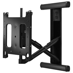 Chief PIWRF2000B In-Wall Swing Arm TV Mount (no TV interface bracket)