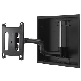 Chief PWRIWUB In-Wall Swing Arm TV Mount Mount with Universal Interface