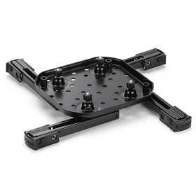 Chief SSBU Universal Interface Bracket for use with RSA Mounts - Black