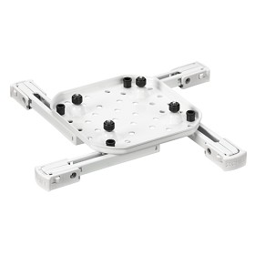 Chief SSBUW Universal Interface Bracket for use with RSA Mounts - White