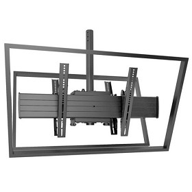 Chief XCB1U FUSION X-Large Single Pole TV Ceiling Mount