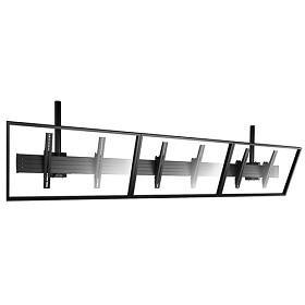 Chief LCM3X1U FUSION TV Mount Large Ceiling Mounted 3 x 1 Menu Board
