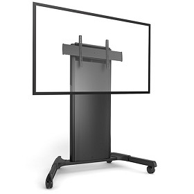 Chief XPAUB X-Large Mobile Height Adjustable TV Stand - Black