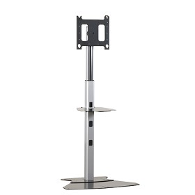 Chief MF1US Height Adjustable TV Stand - Silver
