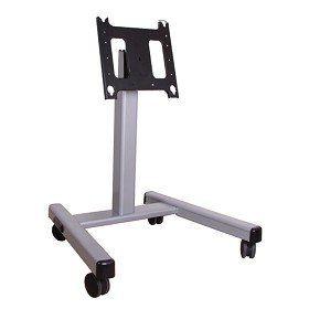 Chief PFMUB Mobile Height Adjustable Confidence TV Stand - Black