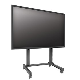 Chief XVM1X1U Extra Large Mobile TV Stand - Black