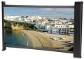 "Da-Lite 39415 PICO Screen PICO SCREEN 30"" DIAG HDTV VS Video Spectra Surface"