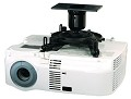 Peerless PJF2-UNV-S Universal Vector Pro II Projector Mount - Silver