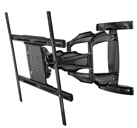 Peerless SA771P Articulating Wall Arm for 37 inch to 71 inch Flat Panel Screens. Custom interface bracket required