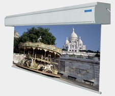 Da-Lite 38836 Studio Electrol Video Format 234 x 312 390 Inch Diagonal Matte White