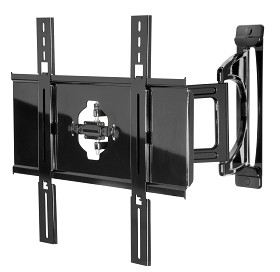 Peerless SUA746PU Ultra-Slim Articulating Wall Arm for 32 in. to 46 in. Ultra-Thin Screens Weighing Up to 60 lb
