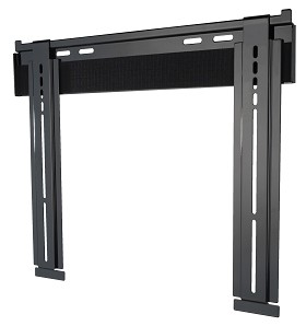 Peerless SUF640P Slimline Ultra Thin Flat Wall Mount for 37 - 50 Inch TV's - Black