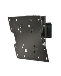 Peerless SUT632P Ultra-Slim Universal Tilt Mount for 22 in. to 40 in. Ultra-Thin Screens Weighing Up to 60 lb (27kg)