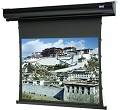 Da-Lite 37607 Tensioned Contour Electrol 130 Inch Diagonal 69X110 16:10 Format High Contrast Cinema Perforated Surface