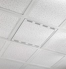 Chief CMS492 2' x 2' Above Suspended Ceiling Storage Box