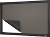 Da-Lite 37259V Cinema Contour with Pro-Trim finish 120 Inch Diagonal 72x96 Video Format 3D Virtual Gray Surface