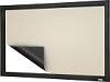 Da-Lite 34624V Cinema Contour with Pro-Trim 94 Inch Diagonal 50x80 16:10 Format Da-Mat Surface