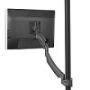 Chief K1P120B Kontour K1P Dynamic Pole Mount, 1 Monitor - Black