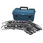 Hamilton Electronics LCP/30/MS2L Lab Pack, 30 MS2L Personal Headphones in a Carry Case