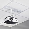 Chief SYSAUWP2 Suspended Ceiling Projector System with 2-Gang Filter & Surge - White