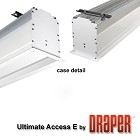 Draper 119017 Ultimate Access E: 78 x 104 Video Format 132