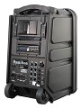 Hamilton Electronics Venu100 Venu100 Wireless PA System - CD, DVD, Cassette, MP3, Rechargeable