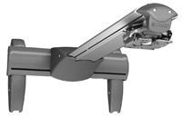 Chief WM220S Short Throw Dual Stud Wall Mount 18-30 Inch Extension (Projector Mount NOT Include)