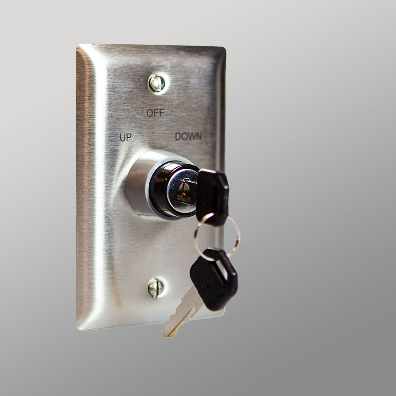 Contact Key Switch