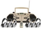 Califone 2395IRPLC-6 Califone 2395IRPLC-6 Music Maker Plus Learning Center
