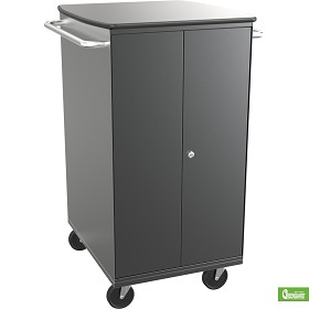Mooreco 27695-2 iTeach High Capacity Charge Cart - 16 capacity