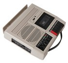 Califone CAS5272 Deluxe Cassette Recorder/Player